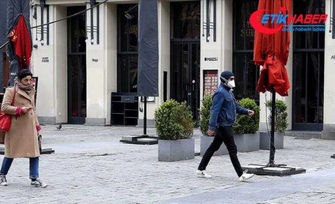 Belçika'da Kovid-19 vaka sayısı 36 bini geçti