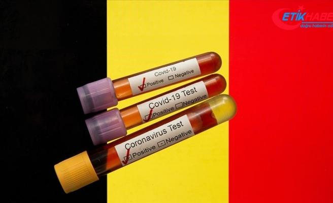 Belçika'da Kovid-19 vaka sayısı 54 bine yaklaştı