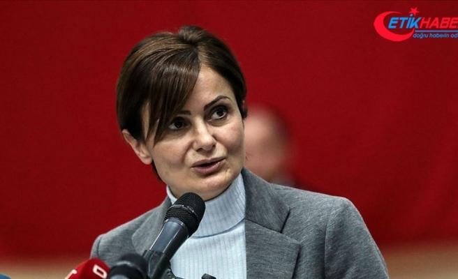 CHP İstanbul İl Başkanı Kaftancıoğlu hakkında hazırlanan iddianame kabul edildi