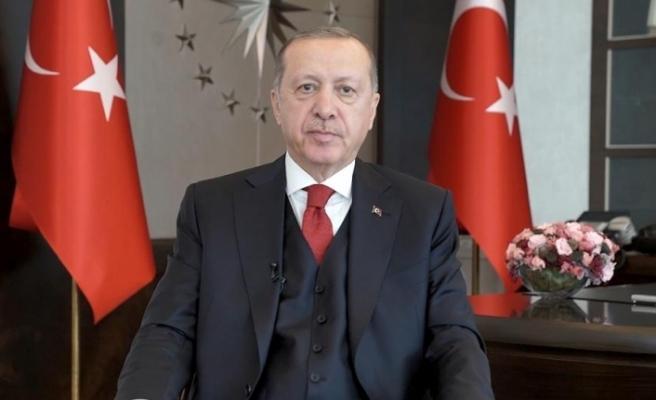Cumhurbaşkanı Erdoğan'dan 14 Mayıs Dünya Çiftçiler Günü mesajı