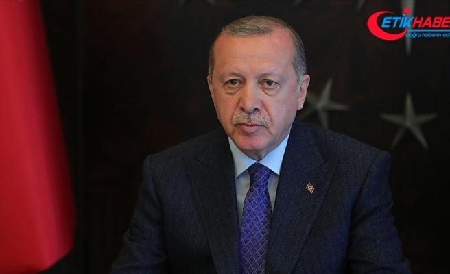 Cumhurbaşkanı Erdoğan: Salgın dillerimiz dinlerimiz farklı olsa da kaderimizin ortak olduğunu hatırlatmıştır