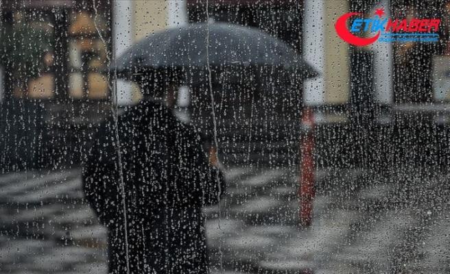 Doğu Anadolu'da gök gürültülü sağanak etkisini sürdürecek
