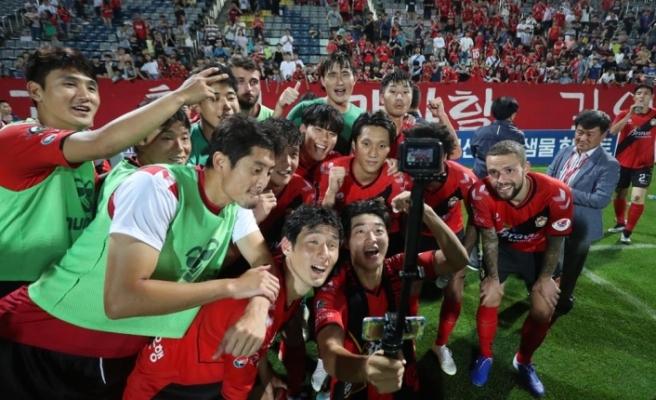 Güney Kore Ligi'ni dünya izleyecek