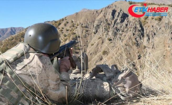 İçişleri Bakanlığı: PKK'nın sözde Çemçe Grubu imha edildi