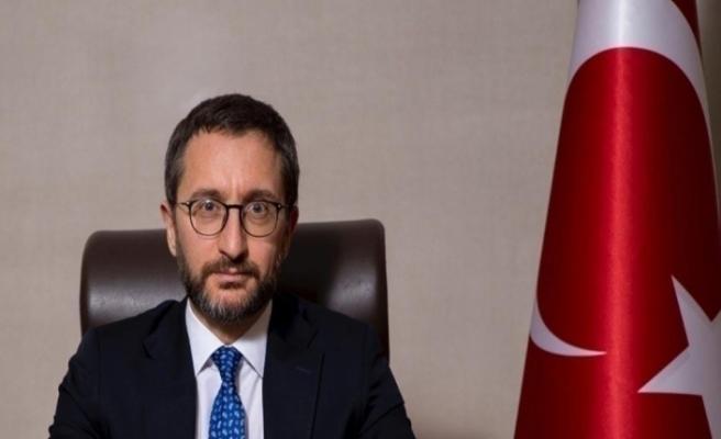İletişim Başkanı Altun, Türkiye'nin koronavirüsle mücadelesini değerlendirdi