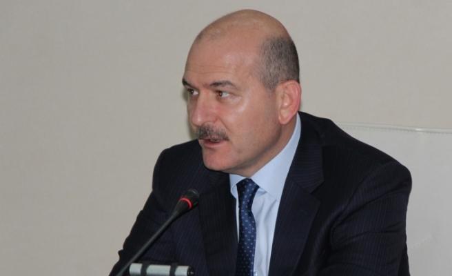 """""""İçişleri Bakanı Soylu'nun istifası kabul edilmedi"""""""