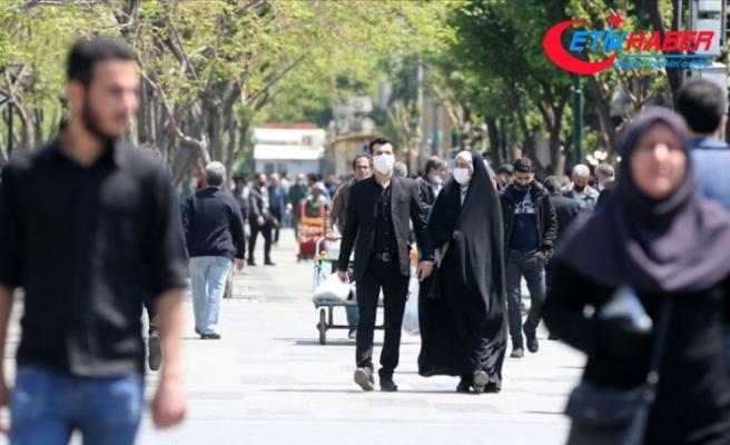 İran'da Kovid-19 nedeniyle ölenlerin sayısı 5 bin 650'ye yükseldi