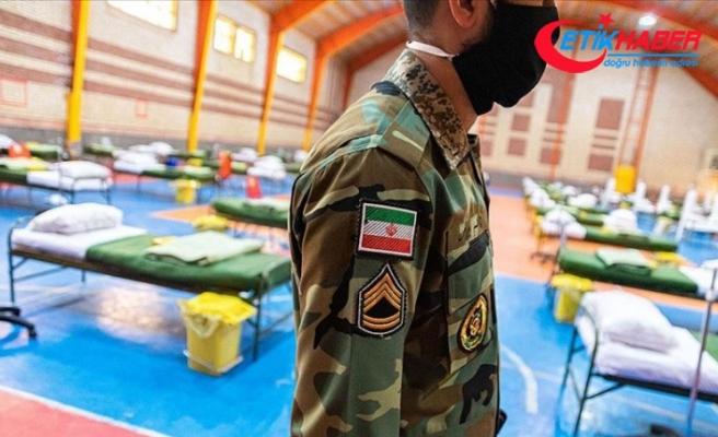 İran'da yeni tip koronavirüs nedeniyle hayatını kaybedenlerin sayısı 93 arttı