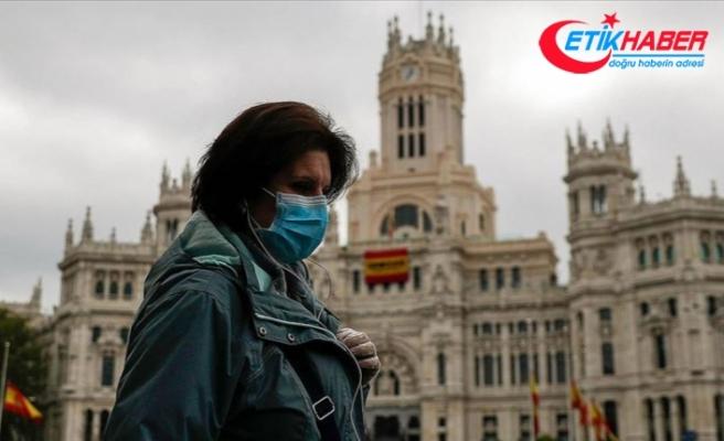 İspanya'da Kovid-19'dan ölenlerin sayısı 18 bin 56'ya çıktı