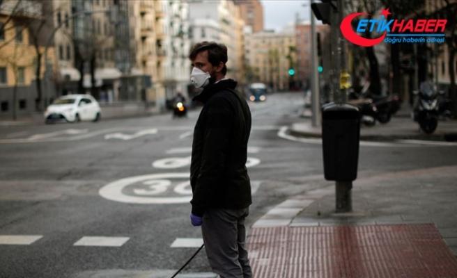 İspanya'da Kovid-19 nedeniyle günlük ölüm sayılarında düşüş devam ediyor