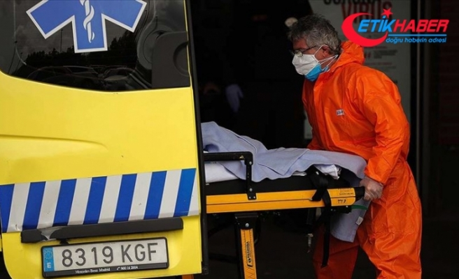 İspanya'da Kovid-19 nedeniyle ölenlerin sayısı 21 bini aştı