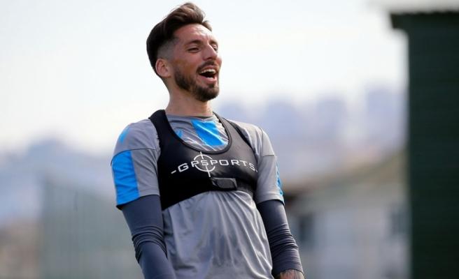 Jose Sosa, Trabzonspor'da bir ilk yaşıyor