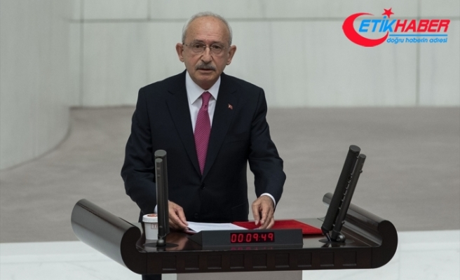 Kılıçdaroğlu'ndan 16 maddelik çağrı