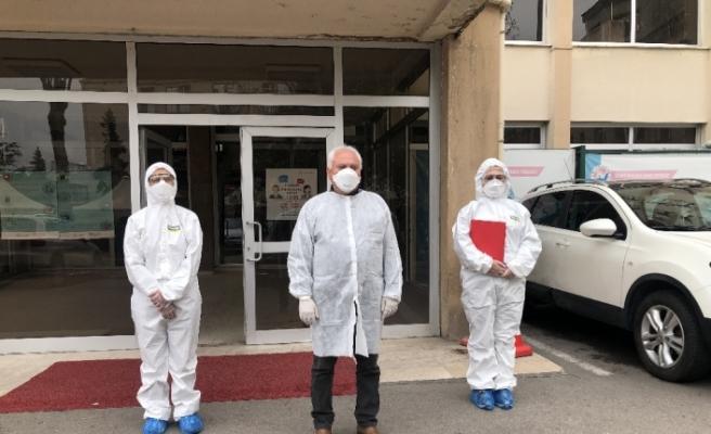 Korona virüsle mücadelede filyasyon çalışmaları böyle yapılıyor