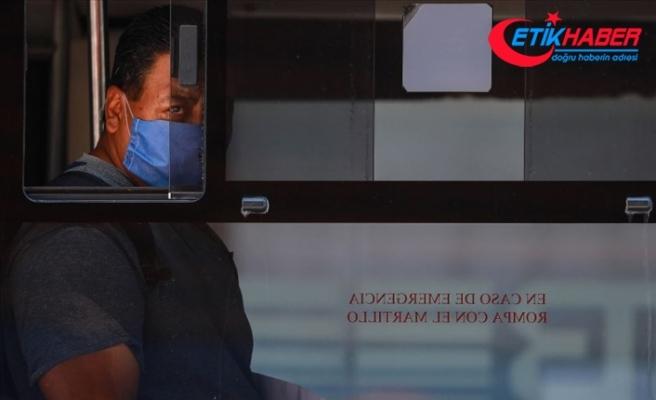Meksika'da son 24 saatte Kovid-19'dan 46 kişi öldü