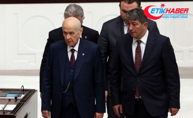 MHP Genel Başkanı Bahçeli TBMM'deki 23 Nisan özel oturumuna katılacak