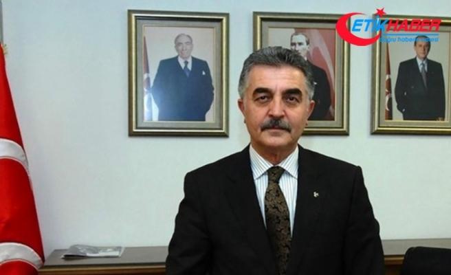 MHP'li Büyükataman: Ülkücü-Milliyetçi Hareket'in fikri hür, vicdanı hür, irfanı hürdür