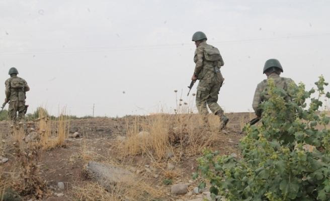 PKK'ya Suriye'de operasyon: 20 terörist etkisizleştirildi
