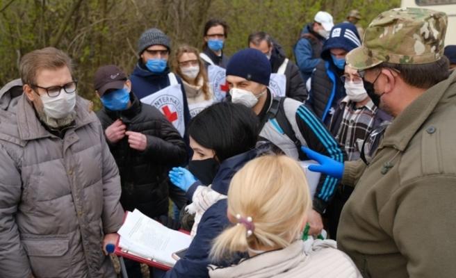 Rusya ve Ukrayna arasında üçüncü esir takası