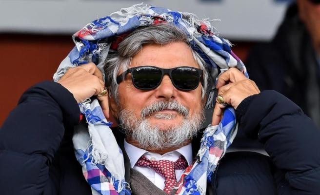 """Sampdoria Başkanı Massimo Ferrero: """"Aşı için kobay olurum"""""""