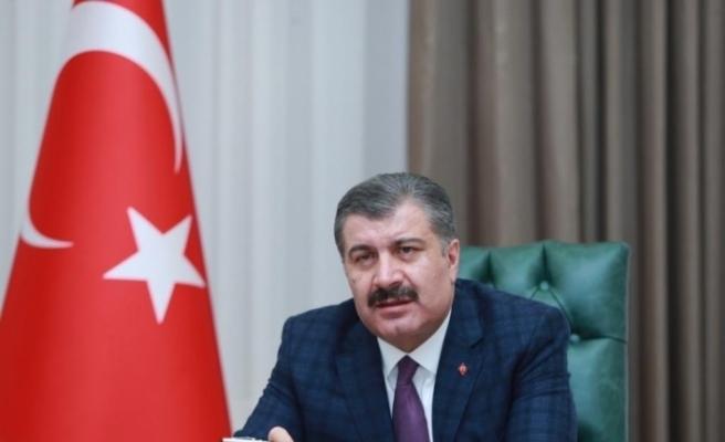 Türkiye'de son 24 saatte korona virüsten 97 kişi daha hayatını kaybetti