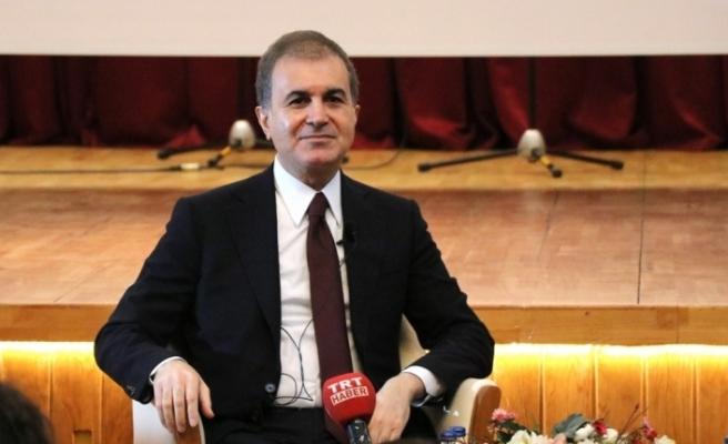 """AK Parti Sözcüsü Çelik'ten CHP'ye """"Libya"""" eleştirisi"""