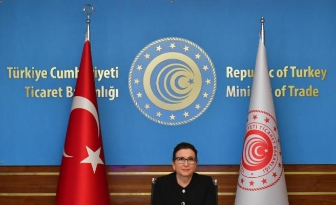 """Bakan Pekcan """"E-Ticaret Olarak KOBİ'lerin Yanındayız"""" kampanyasını tanıttı"""