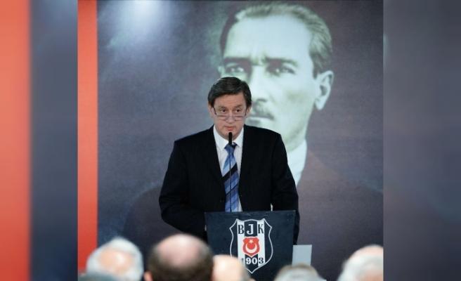 """""""Beşiktaş ülke sporumuzun yüz akıdır"""""""