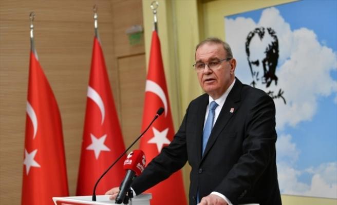 CHP Sözcüsü Öztrak, gündemi değerlendirdi: