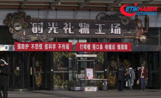 Çin Dişleri Bakanı Vang: Kovid-19 salgını kontrol altına alındı