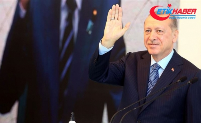 Cumhurbaşkanı Erdoğan: İstanbul'un gurur abidelerinden biri olacak bir eseri daha ülkemize kazandırdık