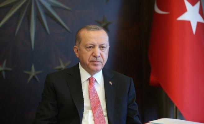 Cumhurbaşkanı Erdoğan: Sayın Bahçeli'ye şükranlarımı sunuyorum