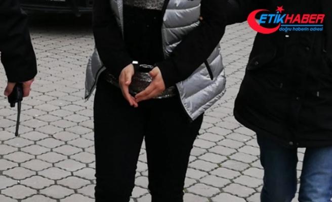 'Evlilik ve ticaret' vaadiyle 1 milyon liralık dolandırıcılık yapan kadın yakalandı