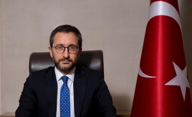 Fahrettin Altun'dan 'Makus kaderden kaçış yok' başlıklı yazıya suç duyurusu