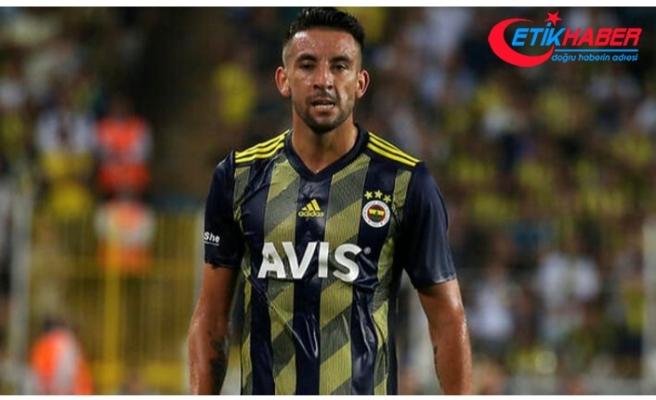 Fenerbahçe, sözleşmesini yenilemeyeceği Mauricio Isla'yı kadro dışı bıraktı