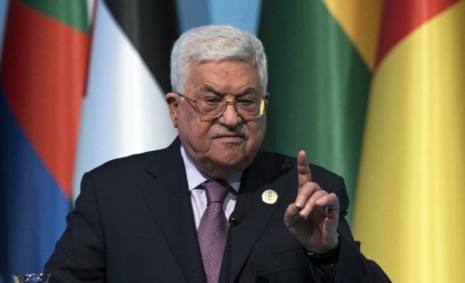 Filistin Devlet Başkanı Abbas tedbirleri açıkladı