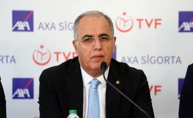 """""""FIVB'nin kararından sonra liglerin durumu belli olacak"""""""