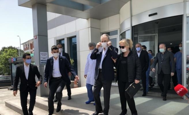 Galatasaray, Başkan Mustafa Cengiz'in bu sabah ameliyata alındığı açıklandı