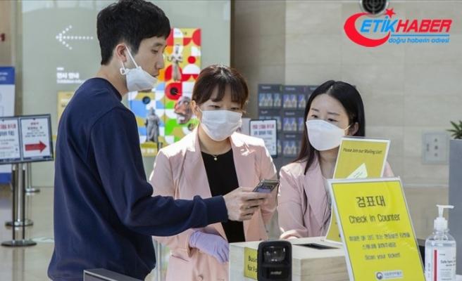 Güney Kore'de 5 gün sonra günlük Kovid-19 vaka sayısında 10'un üzerine çıkıldı