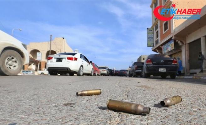 Hafter milislerinin Trablus'a düzenlediği roketli saldırıda 2 sivil öldü