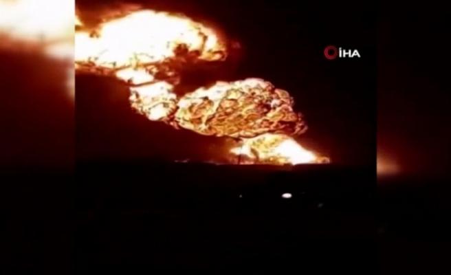 Hafter milislerine ikmal için gönderilen iki yakıt tankeri vuruldu