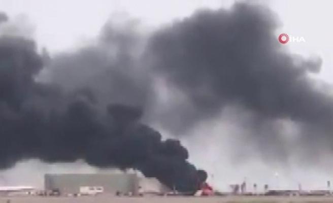 Hafter'in saldırısında 3 sivil hayatını kaybetti