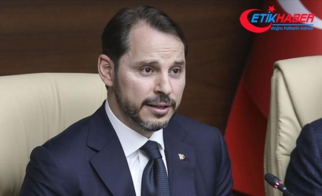 Hazine ve Maliye Bakanı Albayrak: Yılı pozitif büyüme ile tamamlayacağız