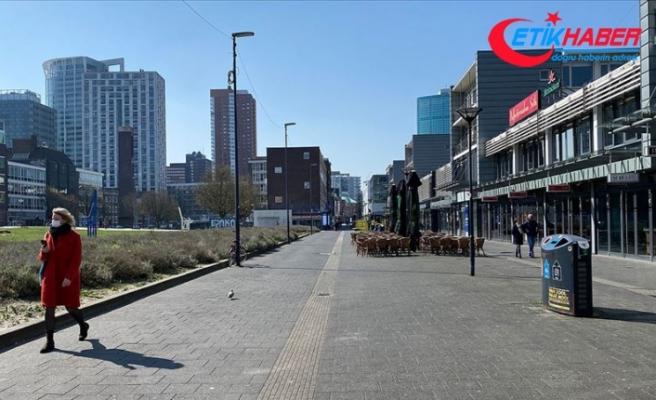Hollanda'da Kovid-19 nedeniyle ölenlerin sayısı 5 bin 670'e çıktı