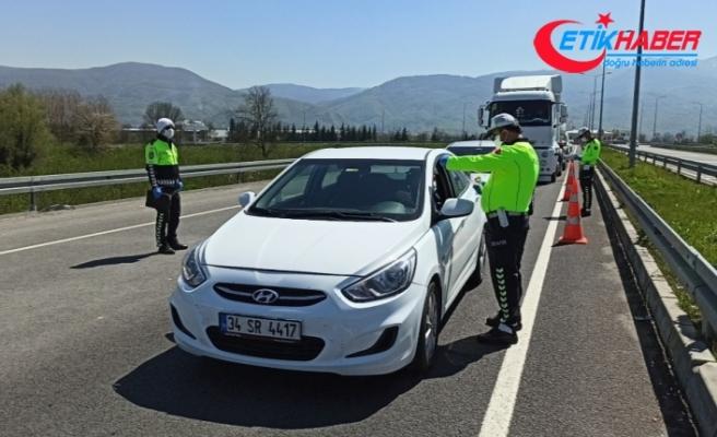 İçişleri Bakanlığı'ndan şehirler arası giriş ve çıkış kısıtlaması uzatıldı
