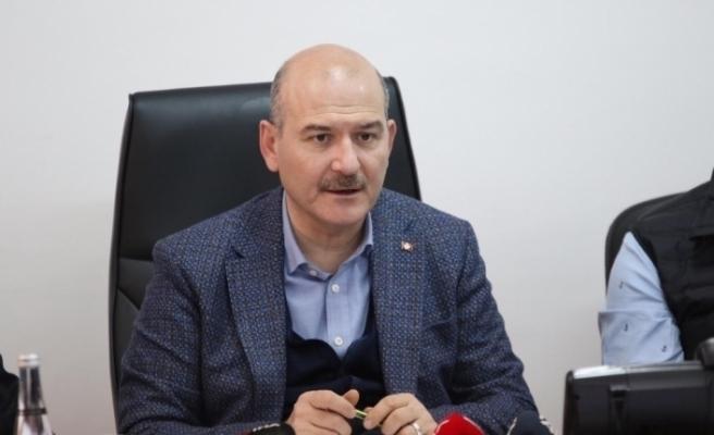 """İçişleri Bakanı Soylu: """"Yenileceksiniz ve Cehennem'e sürüleceksiniz!"""""""