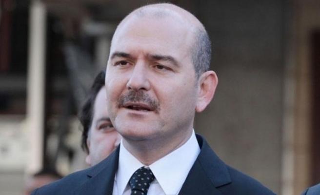 """İçişleri Bakanı Soylu: """"Yurt içinde 5 terörist daha azaldı"""""""
