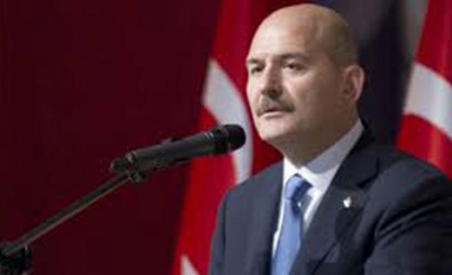 İçişleri Bakanı Soylu'nun '19 Mayıs' mesajı
