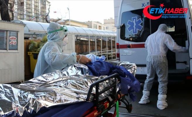 İran'da koronavirüsten ölenlerin sayısı 6 bin 640'a yükseldi