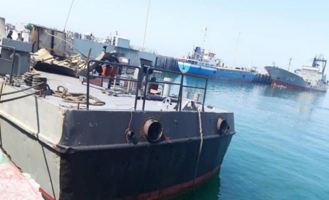 İran'da savaş gemisi kazasında 19 kişi öldü